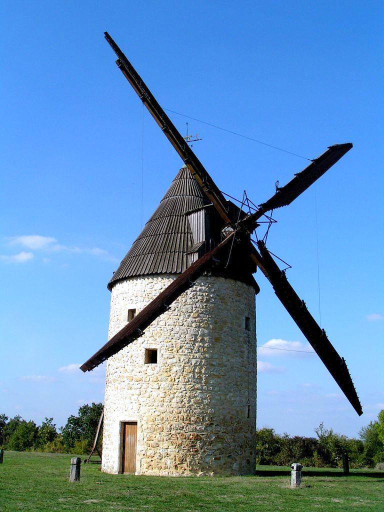 Moulin à vent de Moussaron Gers