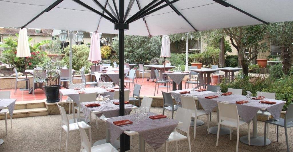 restaurant avec terrasse gers